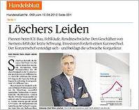 Siemens Nachrichten Heute